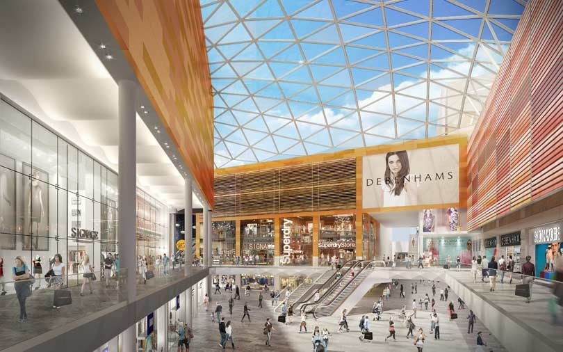 Intu Watford to undergo makeover ahead of multi-million pound expansion