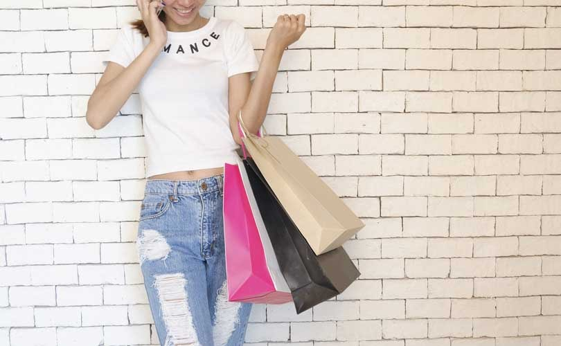Online shopping and physical shopping are becoming less mutually exclusive in the UK