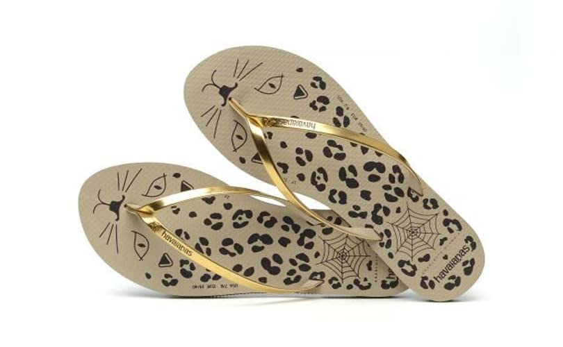 9d0d541ad3de04 Fashion. Charlotte Olympia celebrates 10th anniversary with new  collaboration with Havaianas