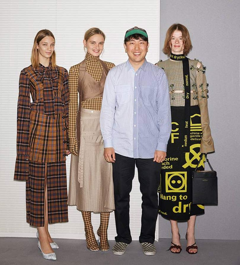 Masayuki Ino is the winner of the 2018 LVMH Prize