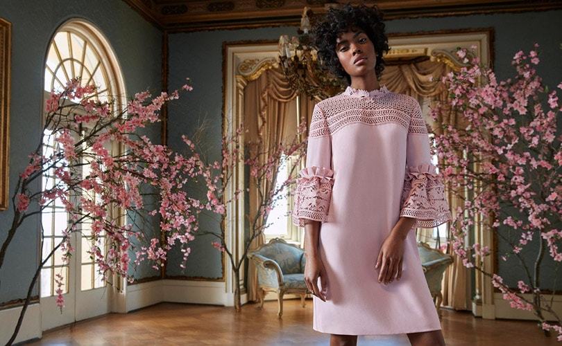 Ted Baker's womenswear director resigns
