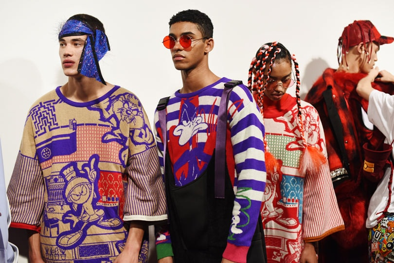 London Fashion Week Men S Kicks Off Its 12th Edition Amidst Change