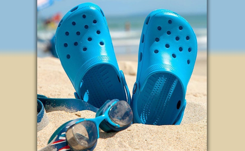 Crocs shuts social media rumors that it would be going out of business