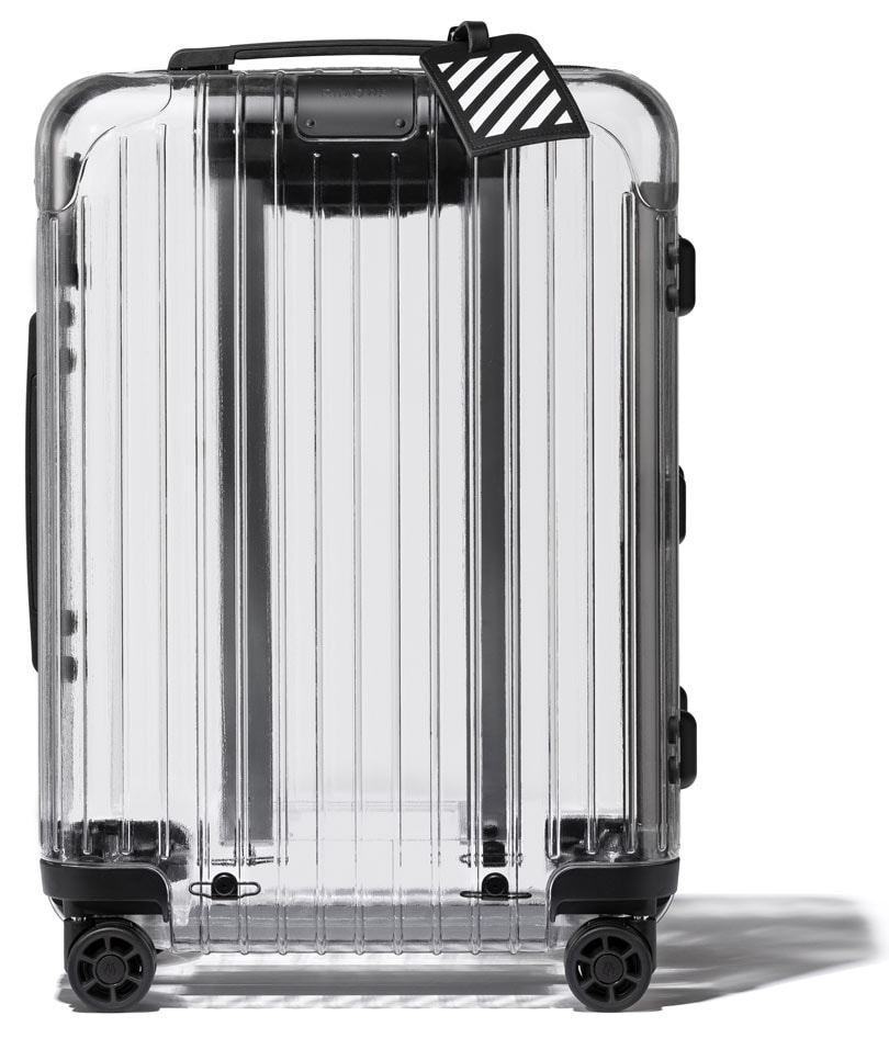 In Pictures - Rimowa x Off-White