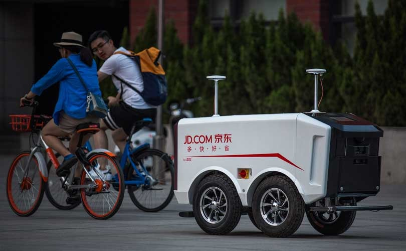 Google to invest 550 million dollars in Chinese e-commerce major JD.com