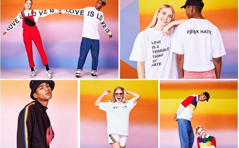 29069109db7f Boohoo promotes LGBT rights with new capsule collection