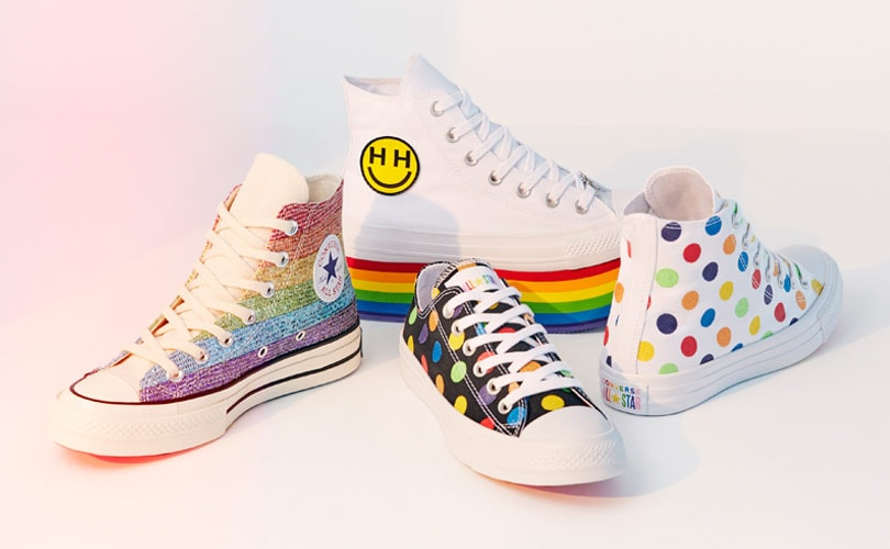 ee52ff977e275f Miley Cyrus Headlines LGBTQ Converse Collection During Pride Month