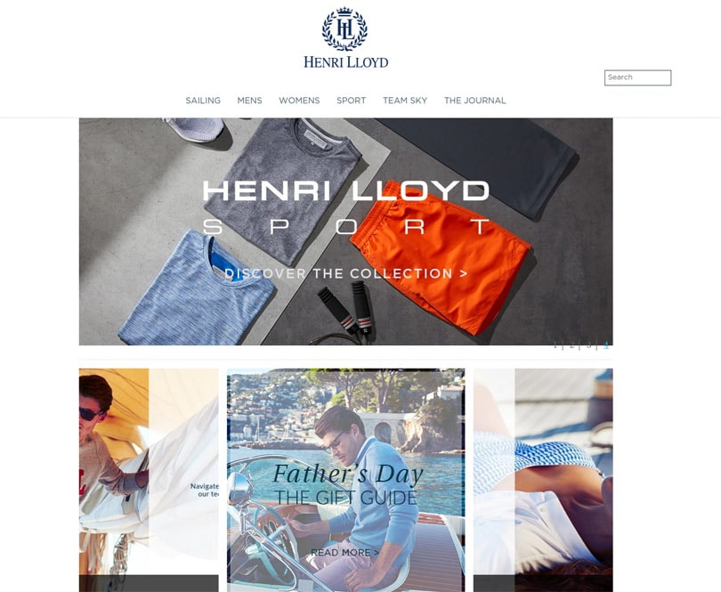 Henri Lloyd acquired out of administration