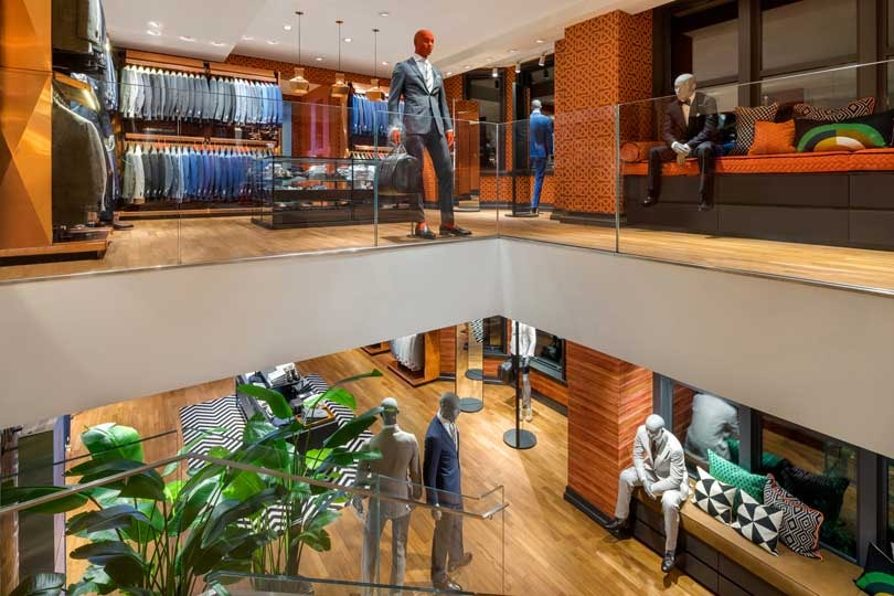 Suitsupply chooses Boston to open its 100th store