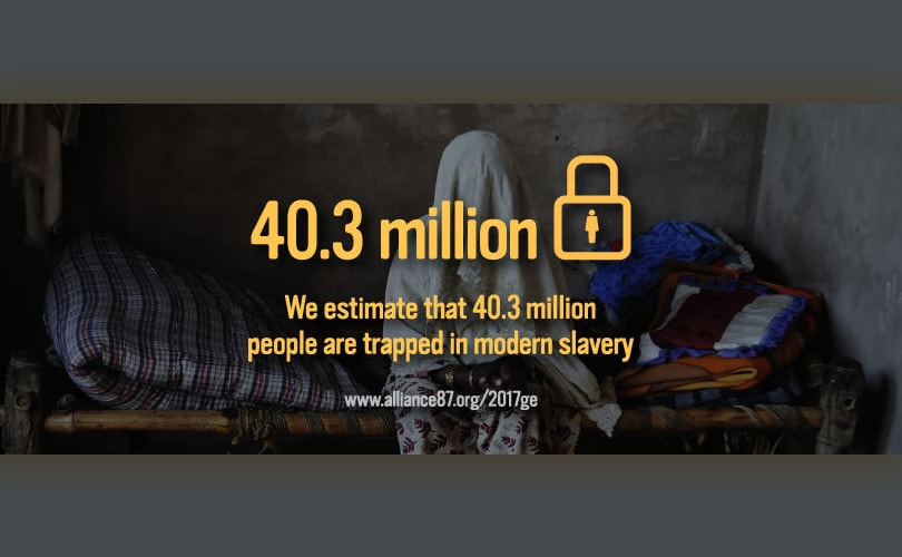 1770f0056e9628 Approximately 40 million people around the world are living in modern  slavery