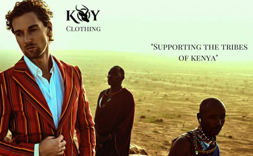 Working at KOY Clothing luxury menswear brand
