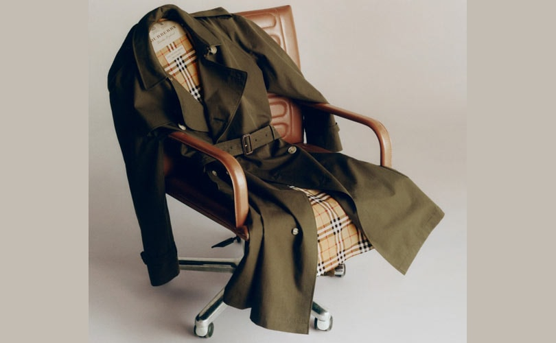 Burberry destroys £28m of stock to guard against counterfeits