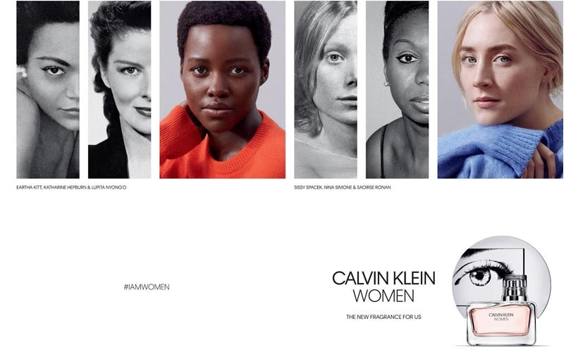 Calvin Klein launches first perfume by Raf Simons