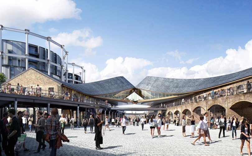 Coal Drops Yard confirms opening date and adds new brands