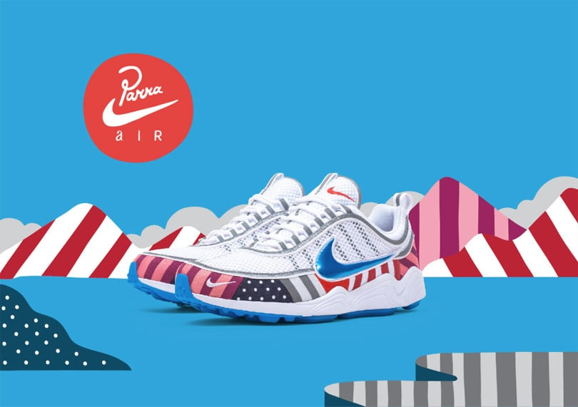 521beb0b185 Nike teams up with artist Piet Parra after 9 years