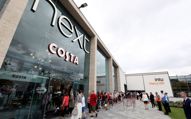"Next opens ""giant"" new store at Intu Merry Hill"