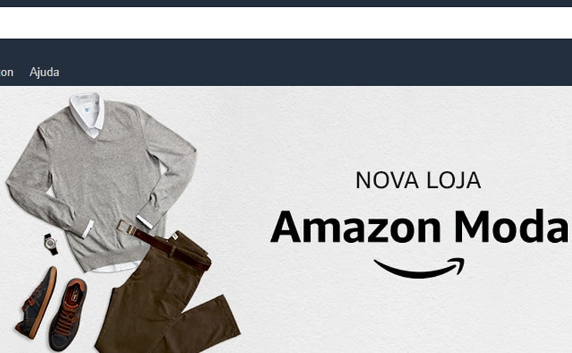 Amazon launches its fashion and athletic apparel marketplace in Brazil