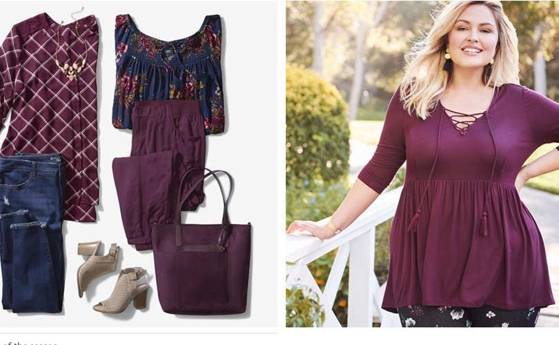a100b689269 Plus-size clothing  the new safe haven for U.S. fashion industry