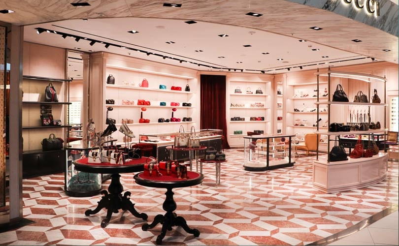 5f2b7515a34a Louboutin and Gucci join Selfridges Bullring line-up