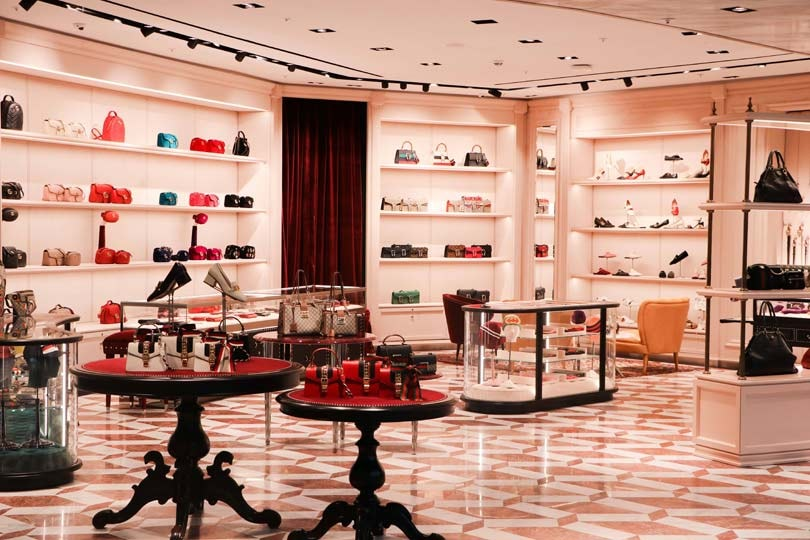 950ca188582a2 Louboutin and Gucci join Selfridges Bullring line-up