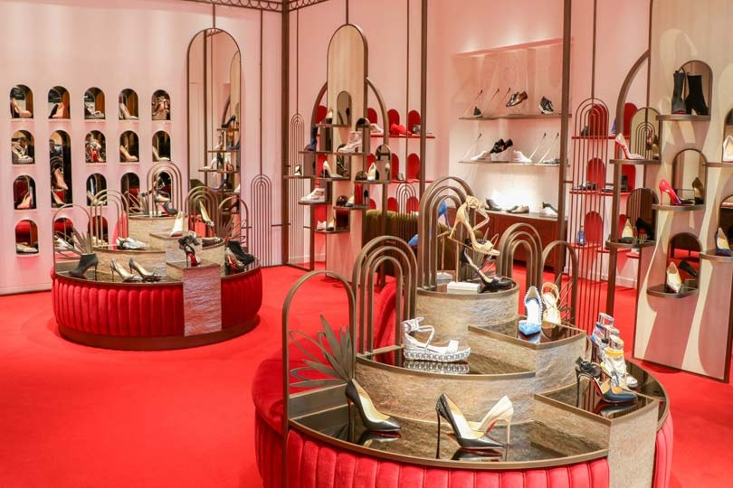 Louboutin and Gucci join Selfridges Bullring line-up