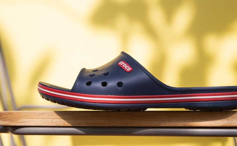 Crocs reaffirms Q3 and FY18 outlook