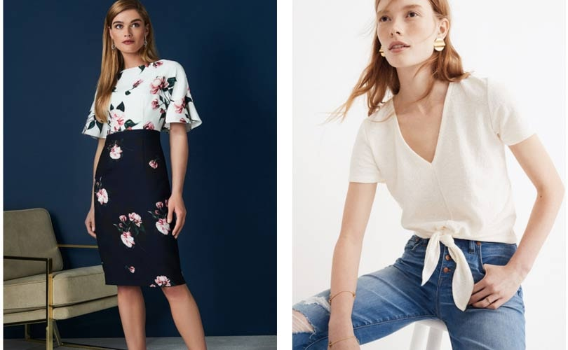 John Lewis weekly fashion sales rise 4.3 percent