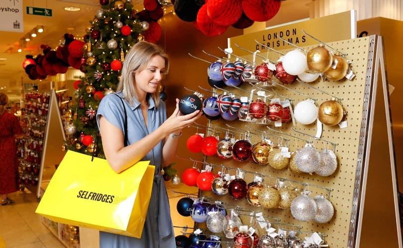 cd63078d30132 Selfridges launches Christmas shop for 2018