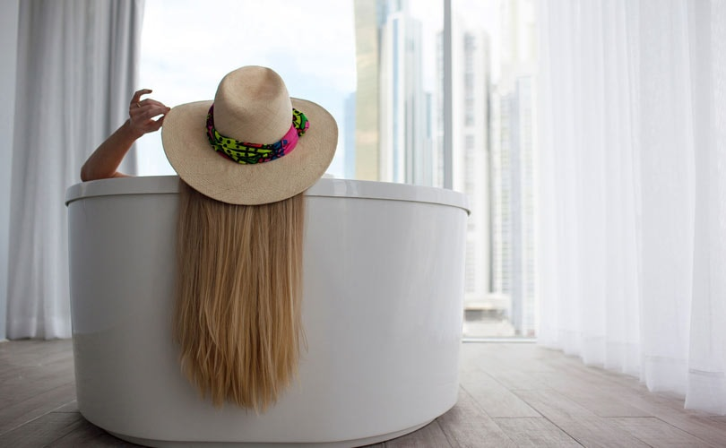 W Hotels launches Panama hat collection with Gigi Burris