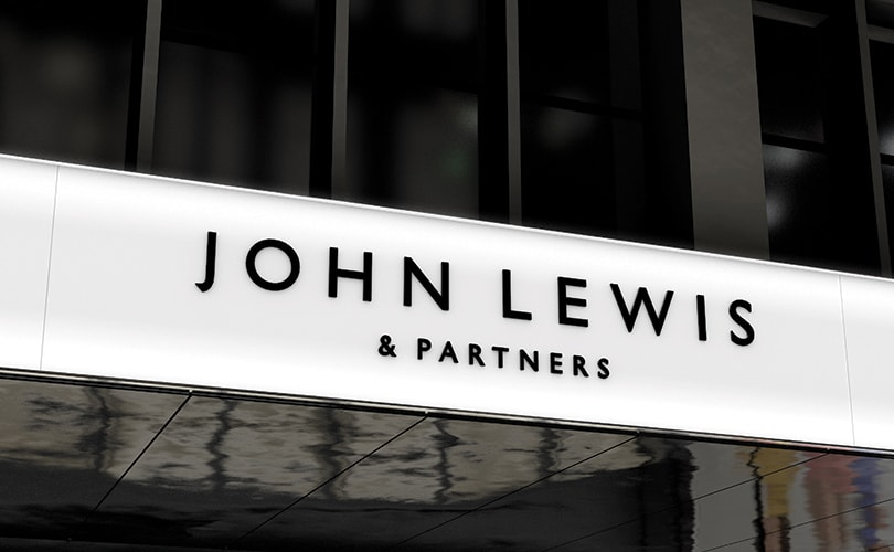 John Lewis adds '& Partners' as part of rebrand