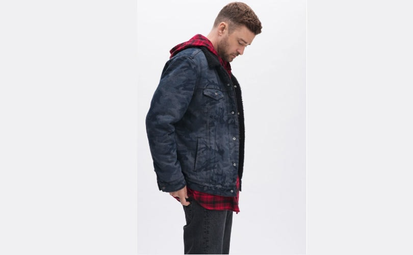 Levi's launches collaborative collection with Justin Timberlake