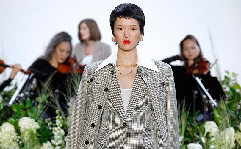 Calvin Luo tells the story of strong women at NYFW
