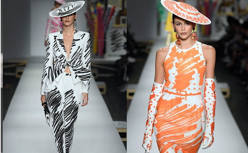 1b18a49a7d8 Moschino responds to catwalk plagiarism accusations