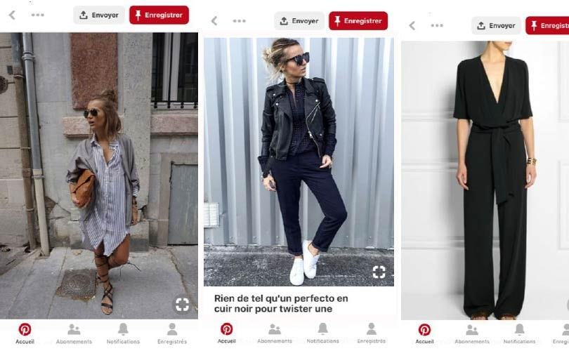 Pinterest: most searched fashion terms around the world