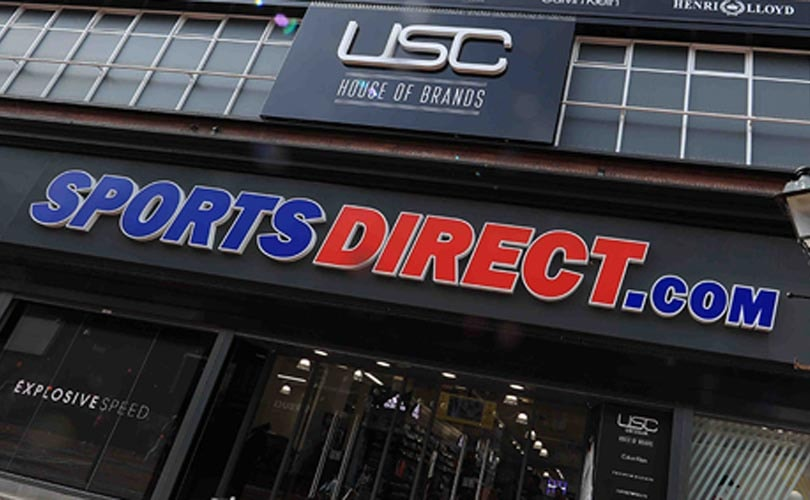 Sports Direct confirms EBITDA target for the current fiscal