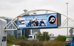 JD Sports reports 26 percent growth in H1 EBITDA