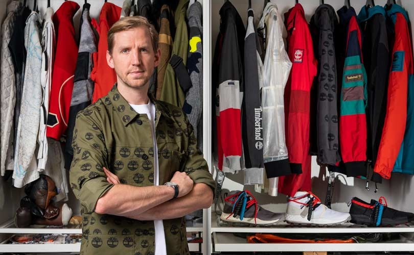 Christopher Raeburn named Timberland creative director