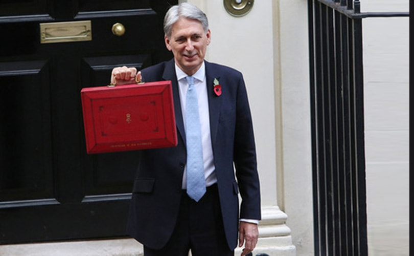 Can the 2018 budget save the UK high street?