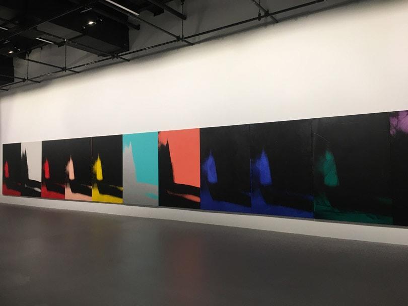 d4fa72320ec Fashion meets art  Calvin Klein Exhibits Andy Warhol