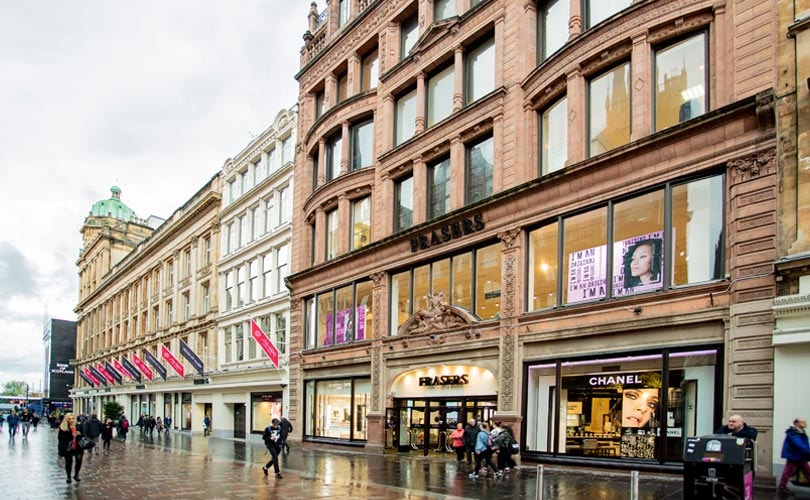 Sports Direct acquires Frasers department store for 95 million pounds