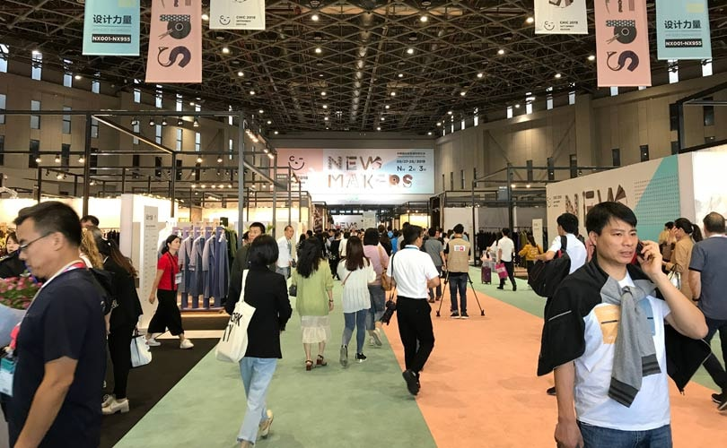 Chic Shanghai: Chinese fashion industry eyes domestic market