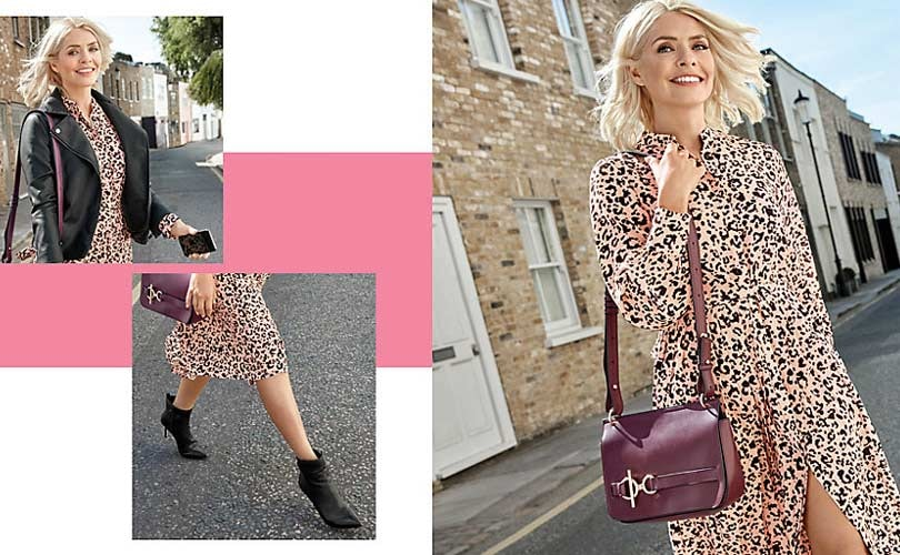 Holly Willoughby boosts M&S social engagement