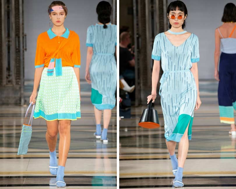 LFW: I-Am-Chen on pushing the limits of knitwear