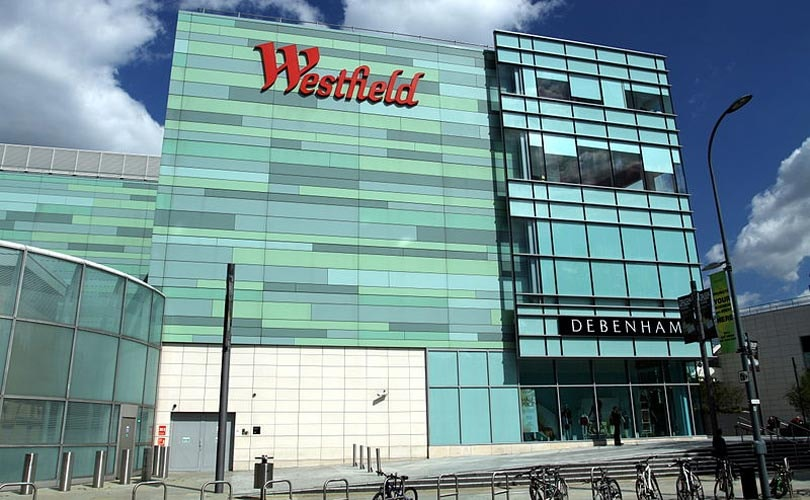 Westfield tops UK's best performing shopping centre, says report