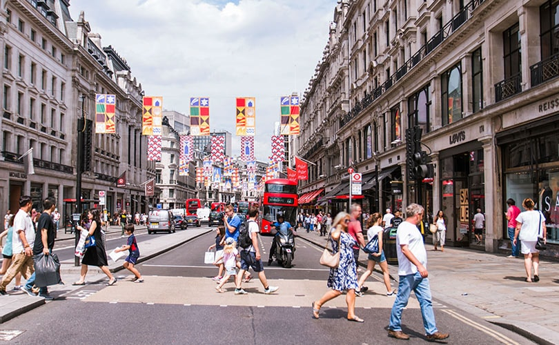 'Season of uncertainty': UK consumer confidence drops to lowest point of the year