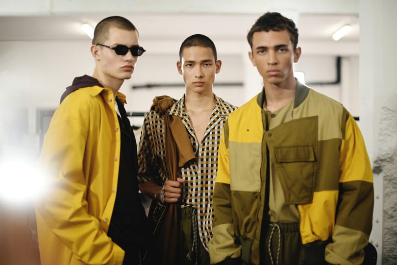 London Fashion Week Men S Moving East