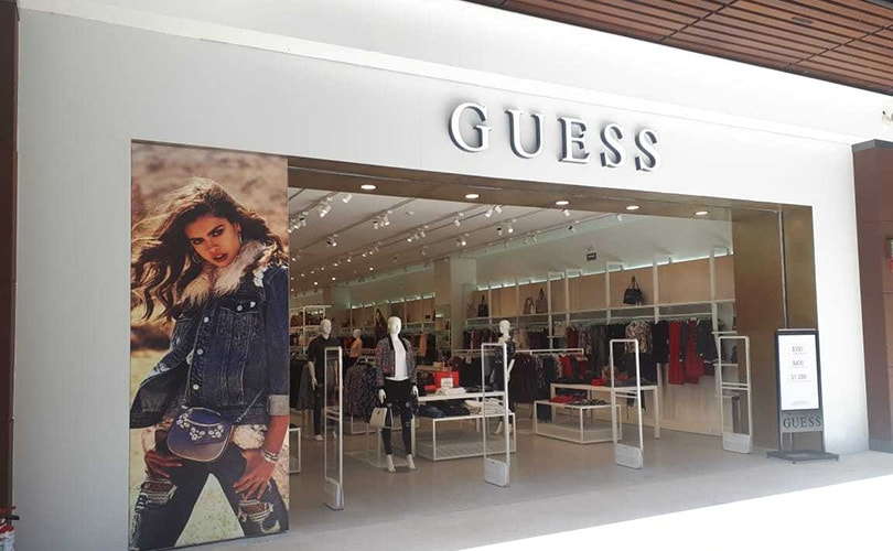 Lucky Brand CEO resigns and takes same role at Guess