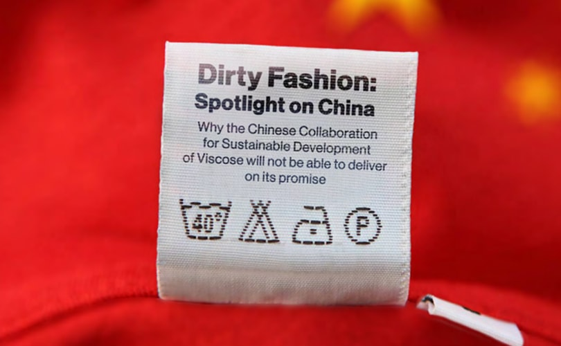 10 largest Chinese viscose producers to miss on responsible production promise