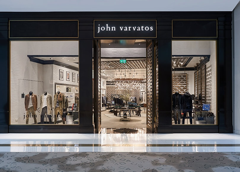 John Varvatos opens first store in Dubai