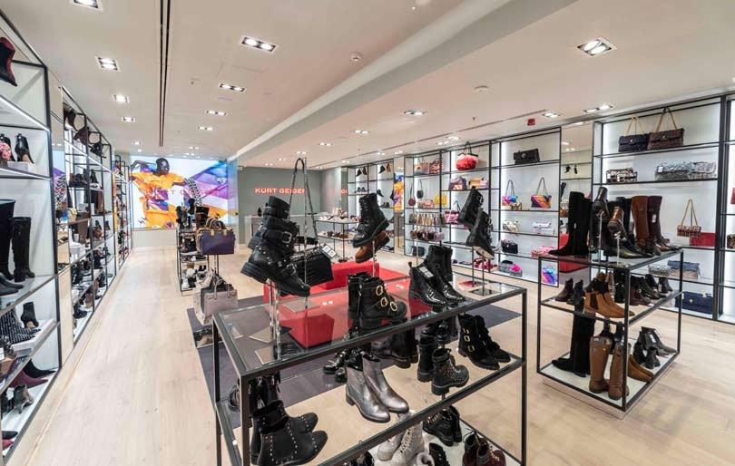 shoe shops in bullring